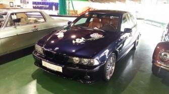 BMW M5 przemęt