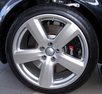 felgi 19' Audi RS Katowice