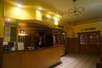 recepcja Hotelu UNIBUS** Bielsk Podlaski