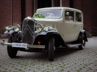 wynajem zabytkowego samochodu Tarnowskie G�ry