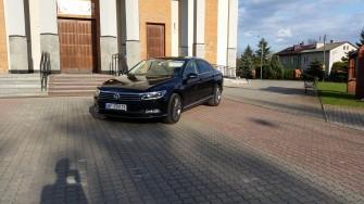 Luksusowy Samoch�d r. prod. 2015 - Volkswageb Passat B7  Wo�omin