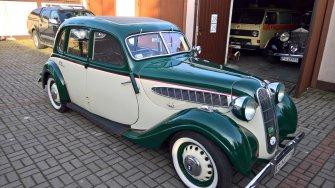 BMW 326 1938rok PŁOCHOCIN