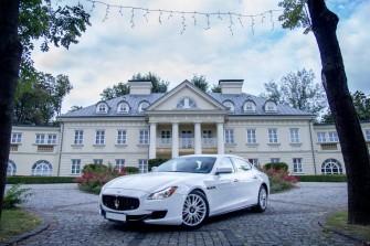Maserati Quattroporte  Warszawa