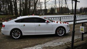 Audi A5 S-Line białe Krosno/Jasło/ do100km od Krosna