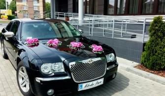 """Dekoracja: """"Różowe Róże"""" (rozmieszczenie poszczególnych elementów wg życzenia klienta) Bydgoszcz"""