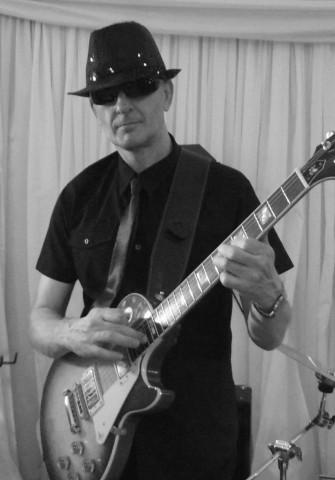 Grzegorz - gitara solowa, vocal Bydgoszcz