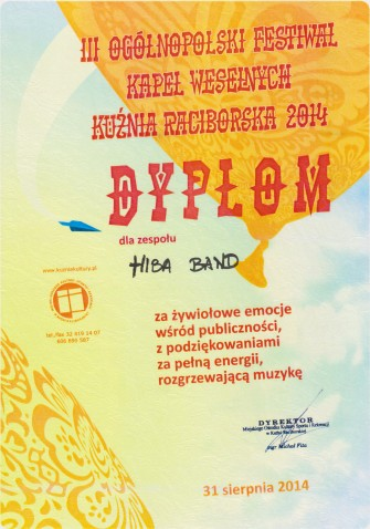 Tak nas uhonorowano na Festiwalu Katowice