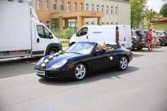 Porsche 911 kabriolet Rzeszów