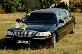 Limuzyna Lincoln Chrysler 300C  Nowy Sącz Podegrodzie
