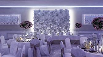 Sala Biała Róża - wizualizacja Szczyrk