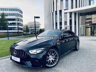 Mercedes AMG GT 4Door - możliwość prowadzenia Olsztyn
