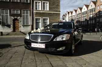Mercedes 221 Gdynia