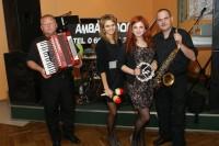 Zespół muzyczny AMBASADOR  RADOM  WARSZAWA  BIAŁOBRZEGI  WARKA  RADOM
