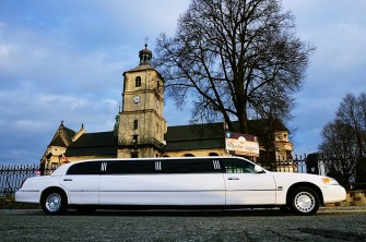 Lincoln Town Car 120' Bydgoszcz