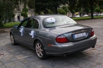 Ekskluzywny srebrny JAGUAR na wyjątkowe okazje Łódź