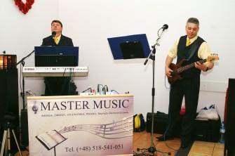 Zespół Master Music Rybno