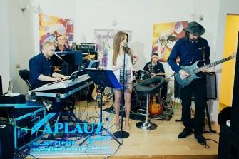 Zespół muzyczny Aplauz 100% na żywo !!! Ciechanów