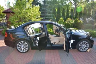 Czarne BMW M-Pakiet - Warszawa i okolice