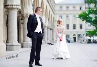 Plener ślubny w Krakowie Wieliczka