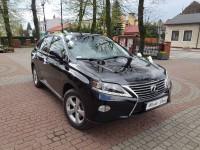LEXUS RX 450 do ślubu i inne uroczystości Łódź
