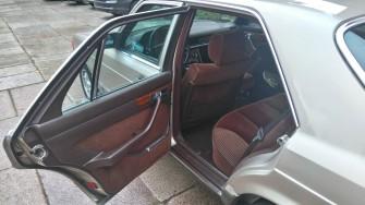 Mercedes-Benz 380SE  Sopot