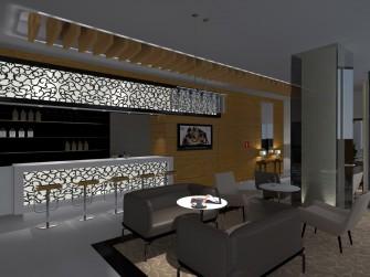 lobby bar  Goniądz