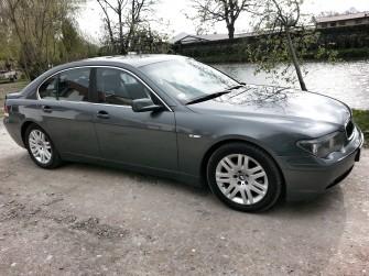 BMW SERII 7   333KM   300ZŁ    ŁÓDŹ I  OKOLICE - Łódź - łódzkie Aleksandrów Łódzki