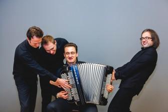NIVEL - nietypowe wesele i urodziny - muzyka świata, tango, folk!!! Gliwice