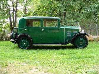 Mathis 1931r. produkcja francuska Mysłowice