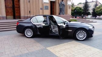 Ekskluzywne BMW z serii 7 Radom