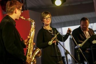 trio + saksofon Koszalin