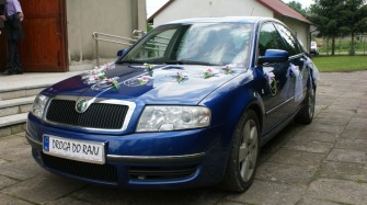 Skoda Superb Tuchola