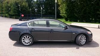 Lexus GS do ślubu oraz inne uroczystości Warszawa