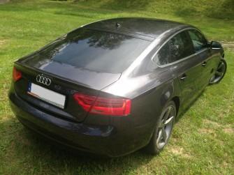 AUDI A5 sportback MAŁOGOSZCZ