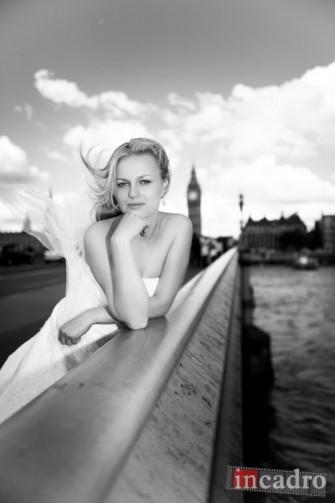 zdjęcia ślubne w Londynie łódzkie