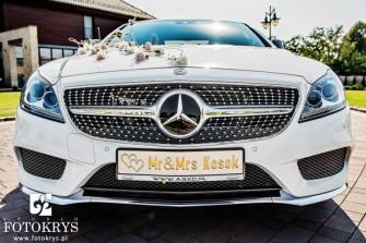 Mercedes CLS AMG 4Matic Częstochowa