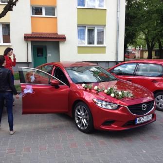 Sportowy i komfortowy samochód do ślubu! Poznań