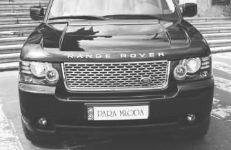 Auto do ślubu! Porsche Panamera, Range Rover Vogue, BMW F30 Łódź