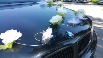 WOLNE Terminy AUTO DO ŚLUBU , Limuzyna BMW 7 Luksus ! - DĘBICA Dębica