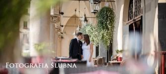Plener ślubny sukiennice Kraków - Rynek Główny Kraków Leżajsk