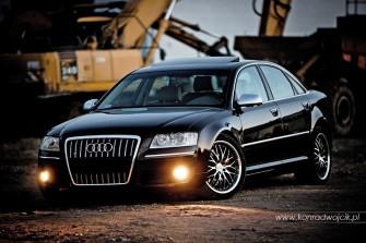 Audi A8 Kraków