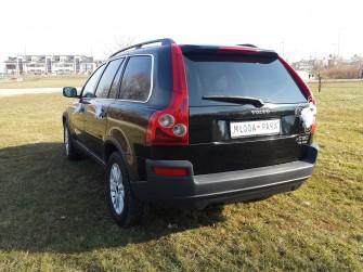 Auto do ślubu. Volvo XC90. Eleganckie i luksusowe Rzeszów