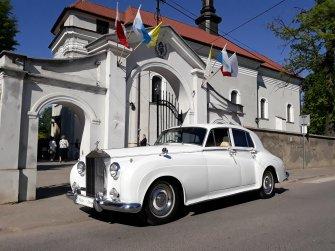 Rolls-Royce Silver Cloud z 1957r. Warszawa