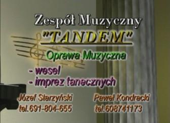 Zespół Muzyczny TanDem Nysa Opole Wrocław