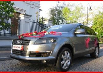 Audi Q7 Białystok