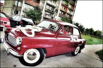 Skoda Octavia 1961-jedyna taka, niepowtarzalna! Łowicz
