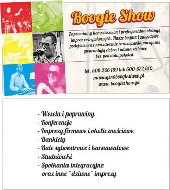 BoogieShow �widwin