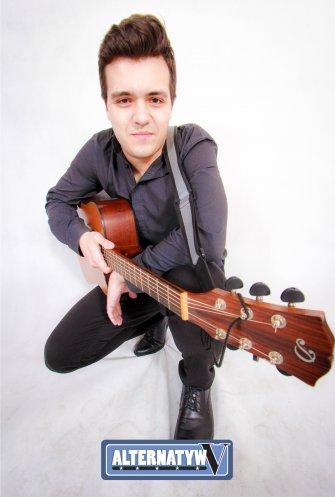Dominik - Wokal/Gitara Elbląg