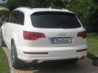Audi Q7 Kraków