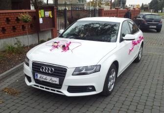 Auto do ślubu - Audi A4 B8 Grójec